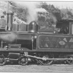 La313 at the Greymouth Loco Depot about 1910